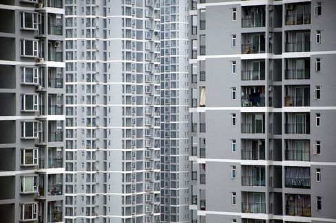 China Seeks Boost From Low-Income Housing as Real Estate Slows