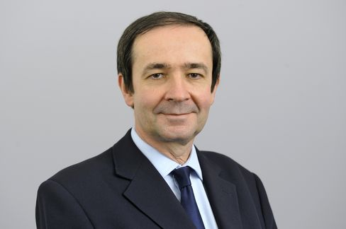 Holcim Ltd. Chief Executive Officer Bernard Fontana