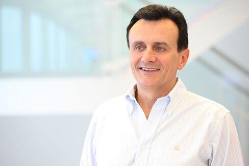 AstraZeneca Chief Executive Officer Pascal Soriot