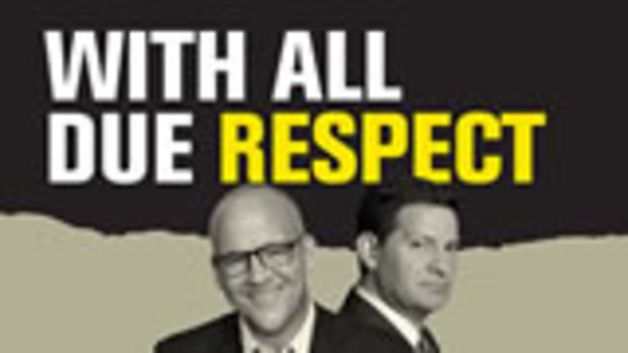 With all due respect 2009 tv tv