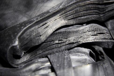 Rubber Surges Most Since November 2011 as Yen Drop Raises Appeal
