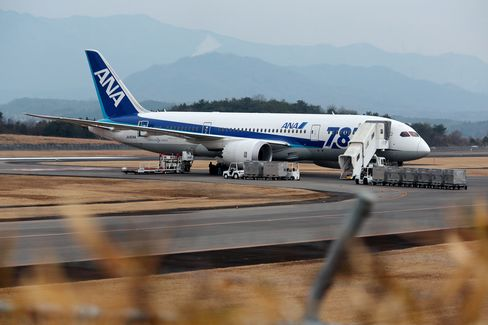 ANA, Japan Air Ground Boeing 787s After Emergency Landing
