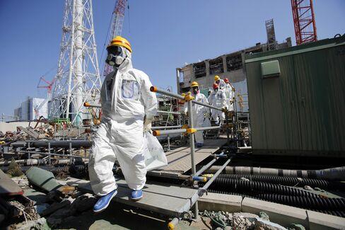 Japan Orders Tepco to Build Underground Wall at Fukushima Plant
