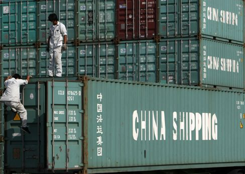 China Currency Data Signals Second Month of Capital Outflows