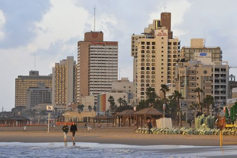Waldorf in Israel Shows Hotel Investors Defying Security Threats
