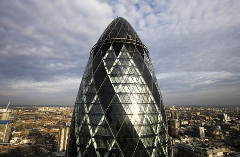 London Gherkin Co-Owner to Make Its Biggest Purchase