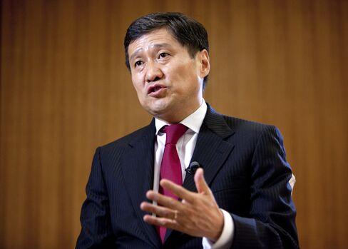Mongolian Prime Minister Sukhbaatar Batbold