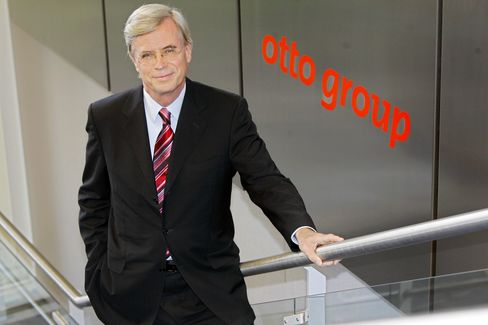 Otto GmbH & Co Chairman Michael Otto