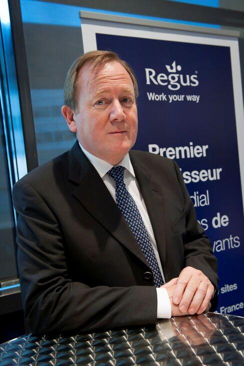 Regus Billionaire Doubles Fortune on Office Space Demand Surge