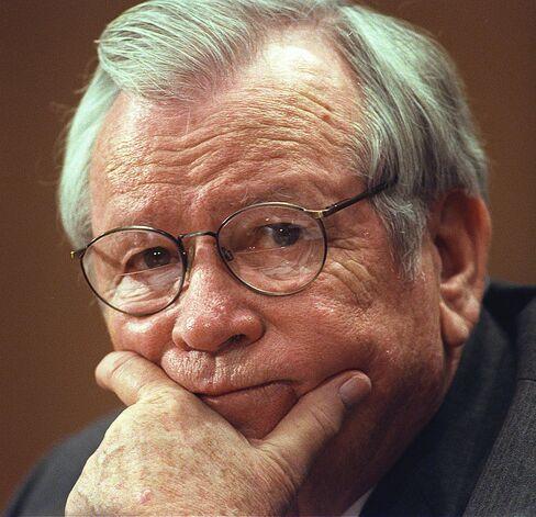Howard Baker, Senator Who Joined Reagan White House