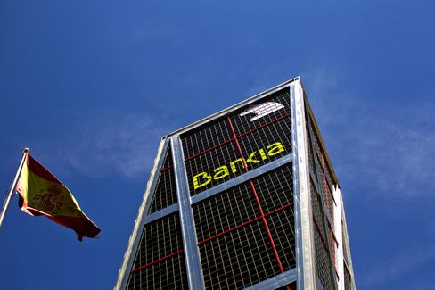 Bankia's Writedowns Cast Doubts on Spain's Bank Estimates