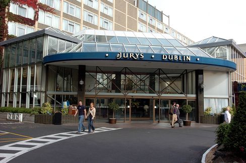 Dublin Hotels That Fetched Record Price During Boom to Be Leased