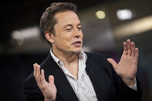 Tesla's Musk Sidesteps 2012 Model S Goal, Sees 20,000 in '13