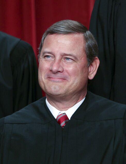 U.S. Supreme Court Chief Justice John G. Roberts