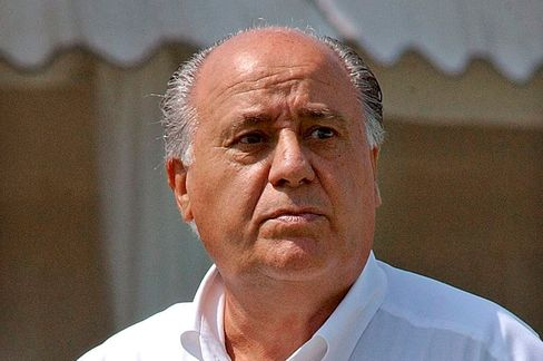 World's Wealthiest Lose $46 Billion as Ortega Fends Off Kamprad