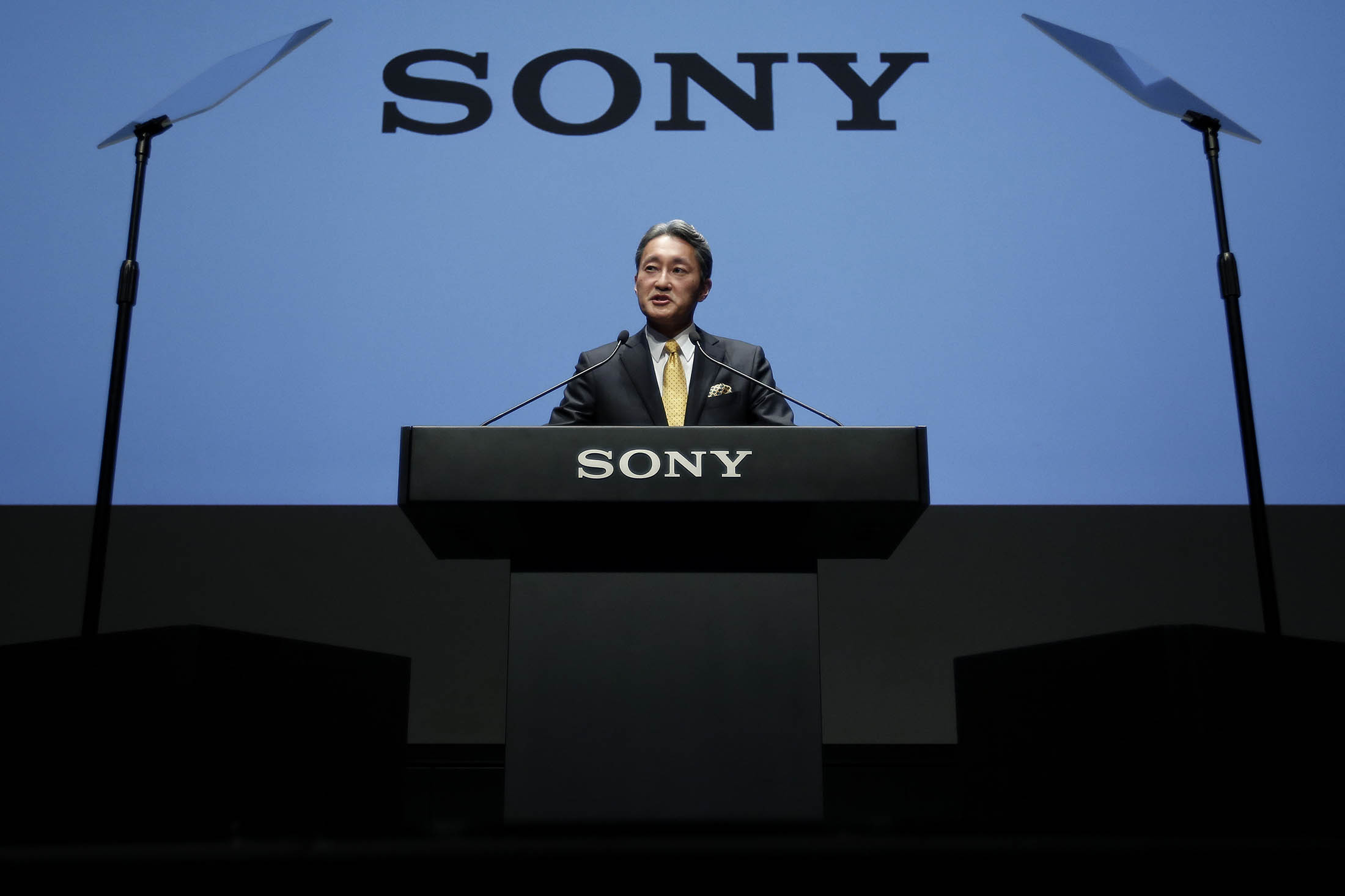 strategy used by sony corporation