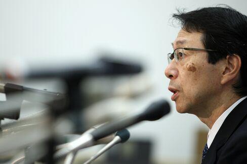 Renesas Electronics President Yasushi Akao