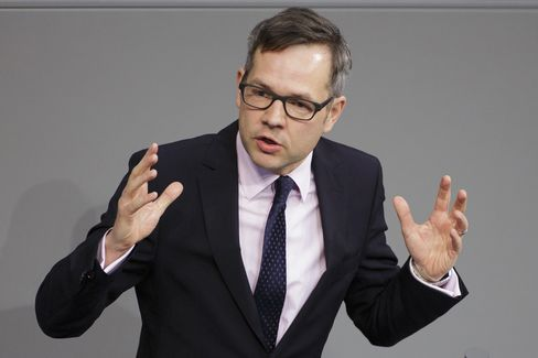 Germany's Deputy Foreign Minister Michael Roth