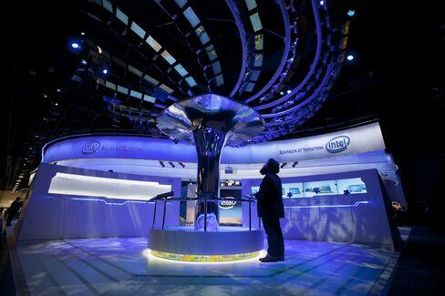 Intel Sees 2013 Gross Margin Above Estimates