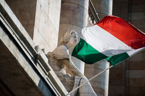 Hungary Cuts Main Rate to Record as Focus Shifts to Ending Cycle