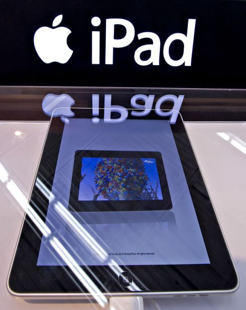 JPMorgan Gives Bankers IPads