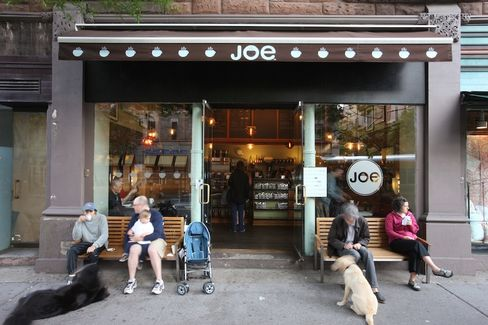Joe's Coffee Shop