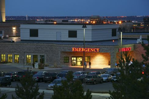 Hospital Debt Proves Worst Casualty in Sick Market