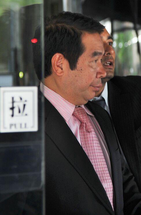 Birmingham International Holdings Ltd. Chairman Carson Yeung