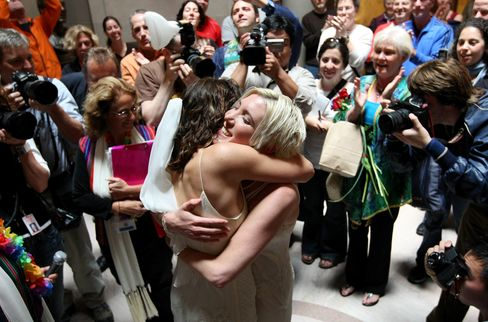 Gay Marriage in California is Reinstated by Judge
