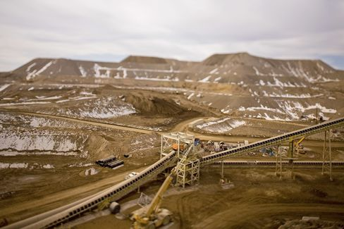 Anglogold Gold Mine