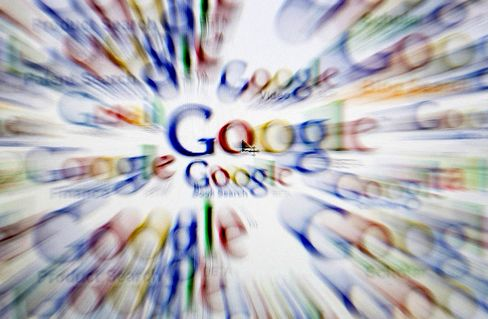 Google Rises to Record Amid Ad Sales Growth