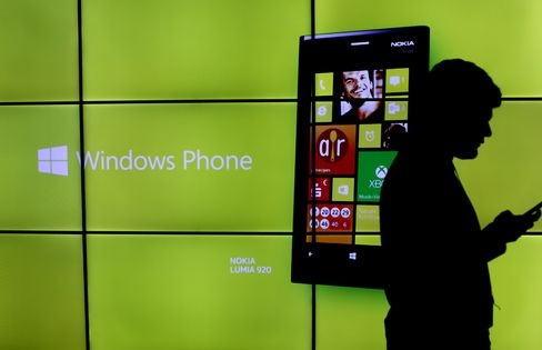 Microsoft Takes On BlackBerry-to-Android for South Africa Growth