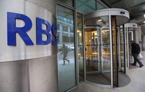 RBS Shareholders File Class Action Lawsuit in U.K.