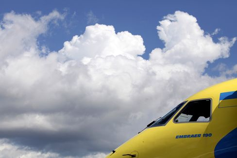 Gulfstream to Embraer Search for Signs of Business-Jet Recovery