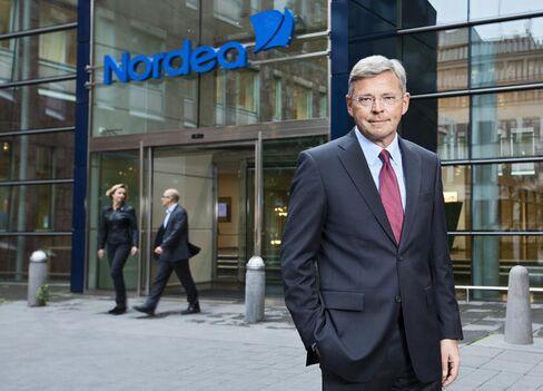 Nordea Bank AB Chief Executive Officer Christian Clausen