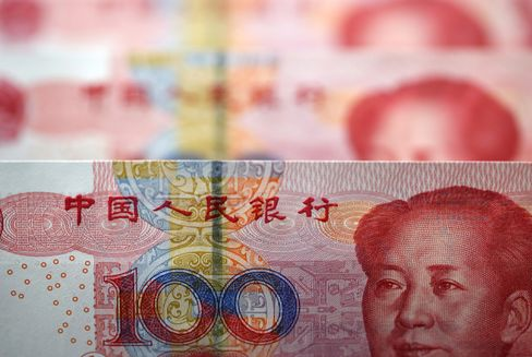 Yuan Rises to 19-Year High as Central Bank Sets Record Fixing