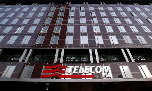 Telecom Italia's Breakup of Fixed Lines Seen as Bellwether