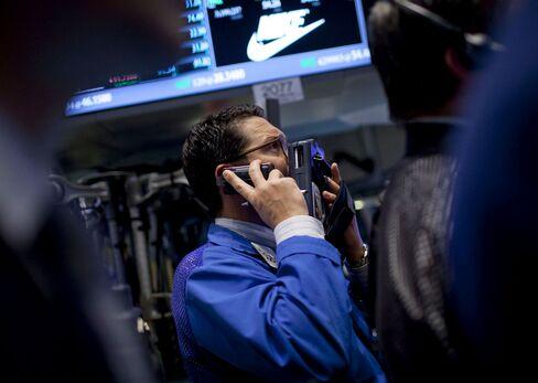 Short Sales Fall 53% as U.S. Bull Market Starts Fifth Year