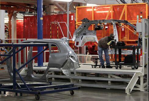 Chrysler Toledo Assembly Complex