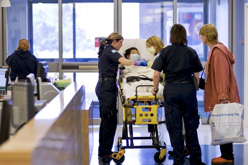 Health-Care Costs Rise Faster Than U.S. Inflation Rate