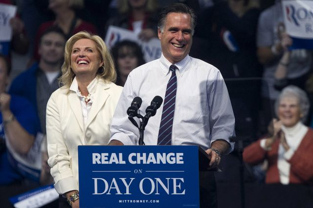 "Mitt Romney didn't lose the 2012 presidential election because he said his wife drives ""a couple of Cadillacs."""