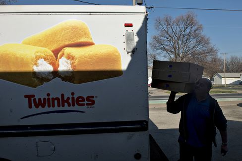 Hostess Begins Firings After Request to Wind Down Approved