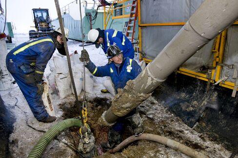 Encana-PetroChina Shows Harper Backs Ventures