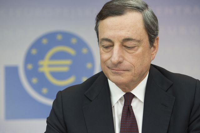 What are you going to do, Mario Draghi?
