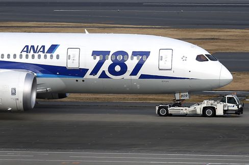 Boeing 787 Dreamliner Fleet Grounded by U.S. After Emergency