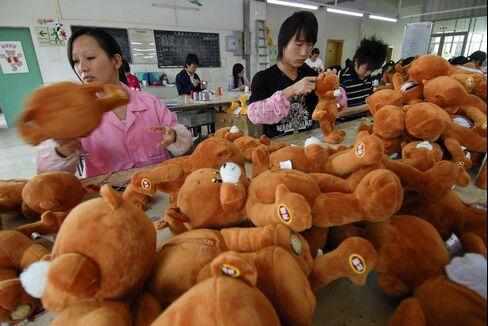 Chinese Teddy Bears