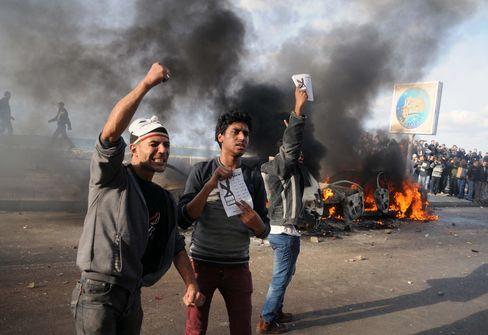Egypt Opposition Plans Rallies as Tensions Persist After Vote