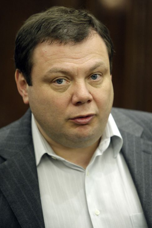 Russia's third-richest man Mikhail Fridman