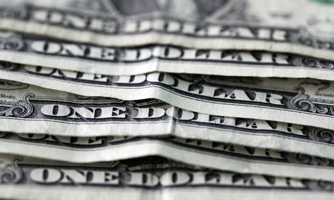 Dollar Bears Cut Bets Most Since December on Global Recovery
