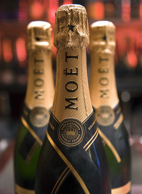 Champagne Lures Big Spenders